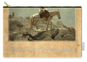 Winslow Homer 5 Carry-all Pouch