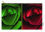 Winsome Roses Pair Carry-all Pouch