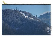 Winter And Mt Baldy Panorama Carry-all Pouch