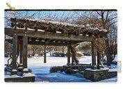 Winter Arbor Carry-all Pouch