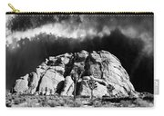 Winter At Joshua Tree Carry-all Pouch