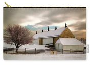 Winter At Piper Barn Anteitam National Battleground Carry-all Pouch