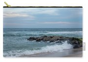 Winter Beach Day Lavallette New Jersey Carry-all Pouch
