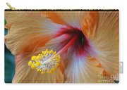 Winter Blooms Carry-all Pouch