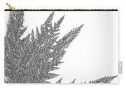 Winter Branches By Jammer Carry-all Pouch