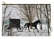 Winter Buggy Carry-all Pouch
