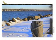 Winter By The Bay Carry-all Pouch