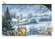 Winter Coaches Carry-all Pouch