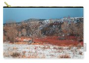 Winter Colors 2 Carry-all Pouch