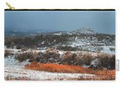 Winter Colors 3 Carry-all Pouch