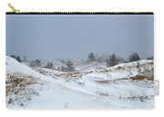 Winter Dunes Carry-all Pouch