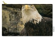 Winter Eagle Carry-all Pouch