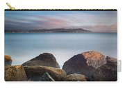 Winter Evening On Humboldt Bay Carry-all Pouch