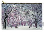 Winter Fairies Carry-all Pouch