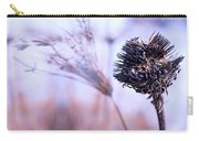 Winter Flowers  Carry-all Pouch