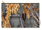 Winter Foliage Old House 13126 Carry-all Pouch