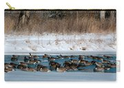 Winter Geese - 02 Carry-all Pouch