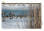 Winter Geese - 04 Carry-all Pouch