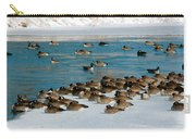 Winter Geese - 05 Carry-all Pouch