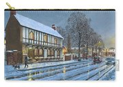 Winter Glow Parish Room Tickhill Yorkshire Carry-all Pouch