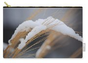 Winter Grasses IIi Carry-all Pouch