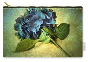 Winter Hydrangea Carry-all Pouch