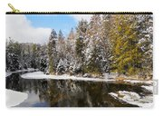 Winter Impressions ... Carry-all Pouch
