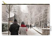 Winter In London Carry-all Pouch