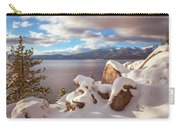 Winter In Tahoe Carry-all Pouch