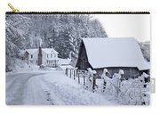 Winter In Virginia Carry-all Pouch by Benanne Stiens