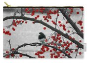 Winter Junco Carry-all Pouch