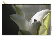 Winter Lily Carry-all Pouch
