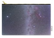 Winter Milky Way From New Mexico Carry-all Pouch
