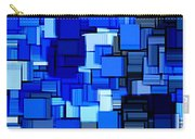 Winter Modern Abstract Xix Carry-all Pouch