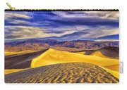 Winter Morning At Death Valley Carry-all Pouch