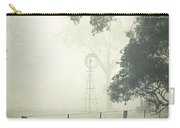 Winter Morning Londrigan 9 Carry-all Pouch