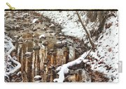 Winter - Natures Harmony Carry-all Pouch by Mike Savad