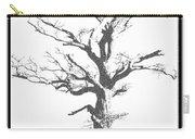 Winter Oak Art Carry-all Pouch