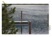 Winter On Lake Coeur D' Alene Carry-all Pouch