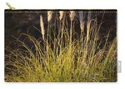 Winter Pampas Illumination Carry-all Pouch