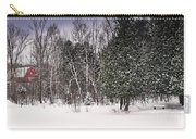 Winter Postcard Carry-all Pouch
