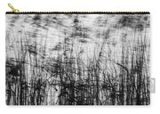 Winter Reeds Carry-all Pouch