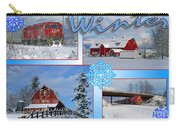 Winter Scenes  Carry-all Pouch