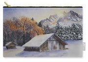 Winter Serenity Carry-all Pouch