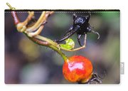 Winter Signal Rose Hip Carry-all Pouch