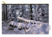 Winter Solemn Carry-all Pouch