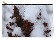 Winter Sumac Carry-all Pouch