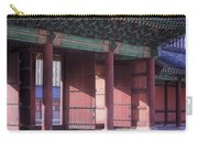 Winter Sunlight At Injeongmun Gate Seoul Carry-all Pouch