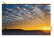 Winter Sunset 1 Carry-all Pouch