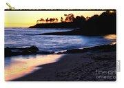 Winter Sunset In Laguna Beach II Carry-all Pouch